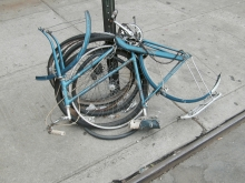 Dead Bicycle # 1, 1999