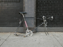 Dead Bicycle # 7, 1999
