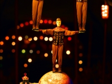 New World Circus Series: Acrobats, 2006