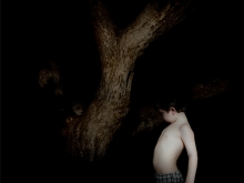 Boy without shirt, 2004