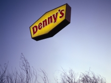 Floating Logos - Dennys, 2003