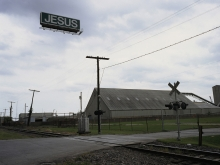 Floating Logos - Jesus, 2004