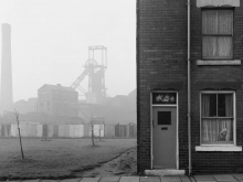 Terrace House and Coal Mine, Castleford, North Yorkshire 1976