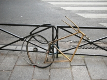 Dead Bicycle # 5, 1999