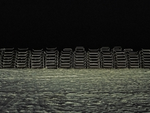 Beach Chair Pile, 2004