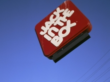 Floating Logos -Jack in the Box , 2003